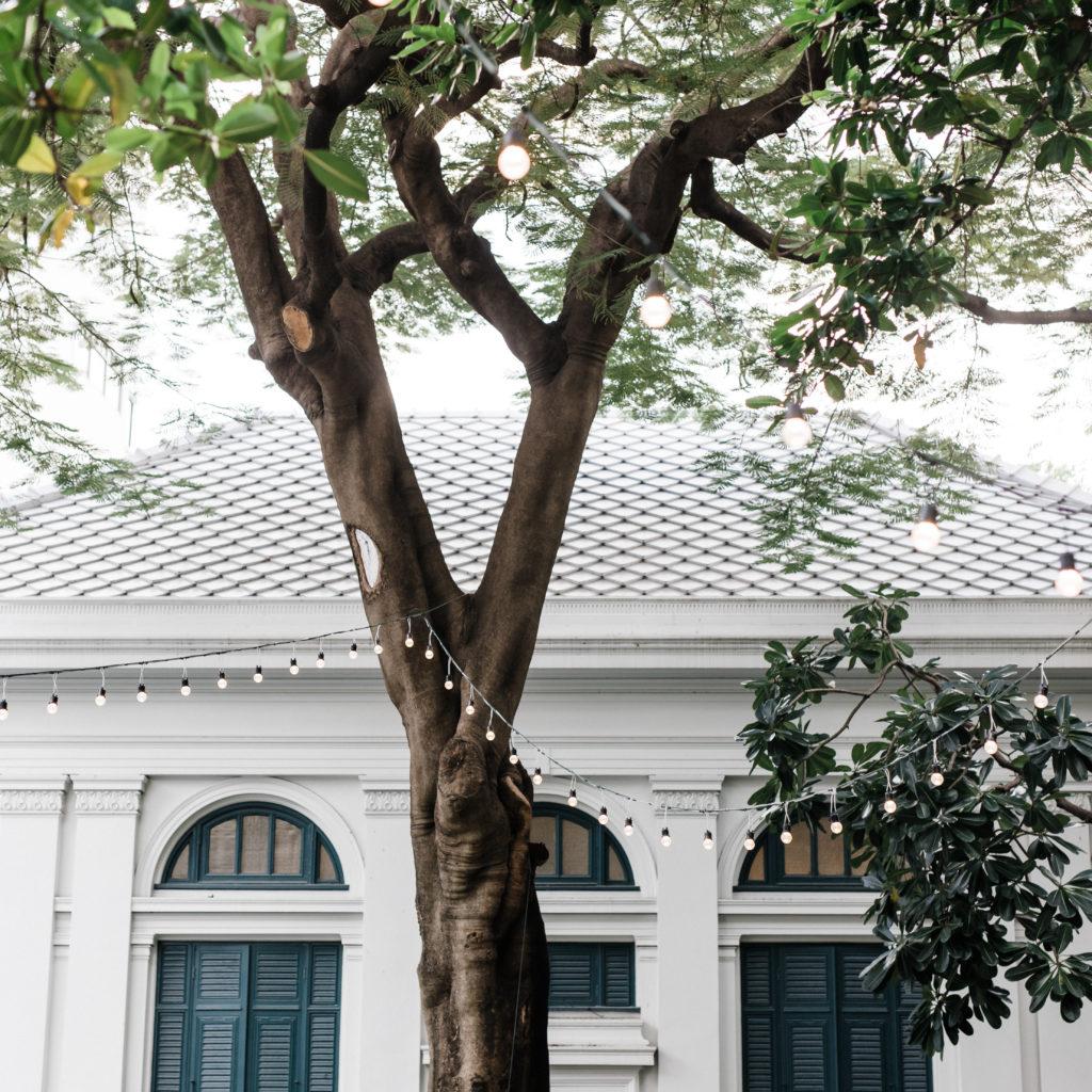 สถานที่แต่งงาน ที่ไม่ใช่โรงแรม Bangkok Unique Venues Wonders Weddings