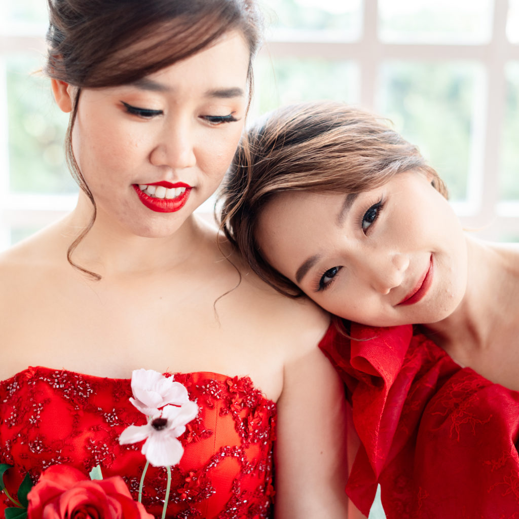 Patricia Wiphasiri พิธีแต่งงาน มู่หลาน humanist ขันหมากจีน resilientreflection