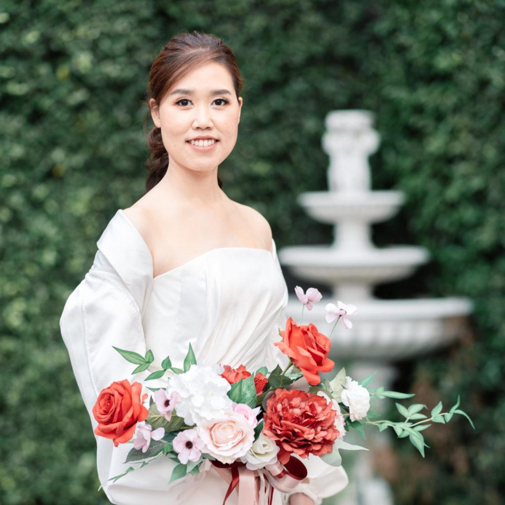 งานแต่งงาน resilient reflection wedding humanist มู่หลาน ขันหมากจีน wonders & weddings patricia wiphasiri