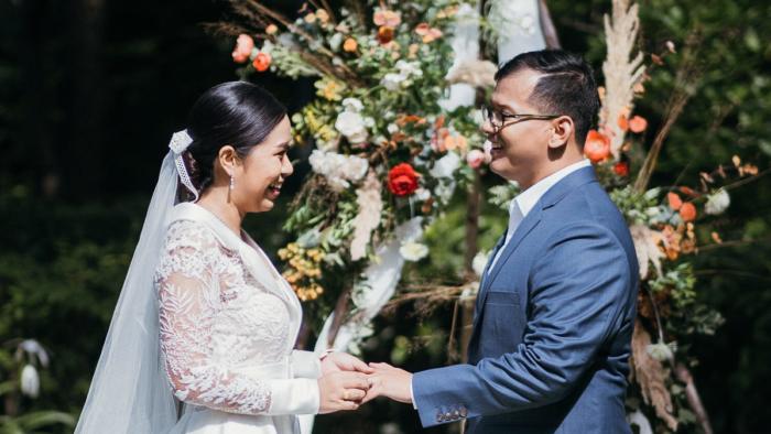 งานแต่งงานในสวน outdoor wedding bangkok kaew adrian 99 rest backyard เวดดิ้งแพลนเนอร์ จัดงานแต่งงาน กรุงเทพ