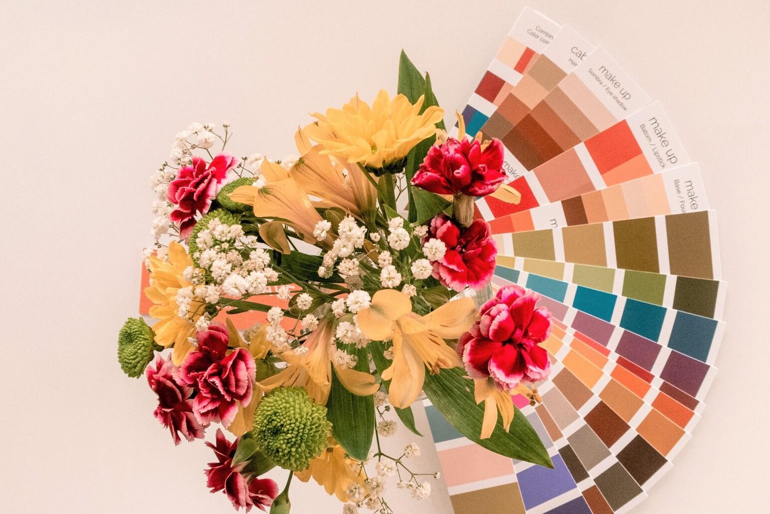 โทนสีงานแต่งงาน wedding color schemes จัดงานแต่ง กรุงเทพ ปทุมธานี นนทบุรี เวดดิ้งแพลนเนอร์ wedding planner bangkok