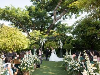 the botanical house bangkok งานแต่งงาน กรุงเทพ งานแต่งในสวน งานแต่ง outdoor เวดดิ้งแพลนเนอร์
