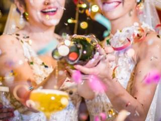 งานแต่งหญิงรักหญิง lesbian wedding bangkok wedding planner