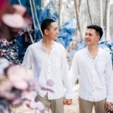 งานแต่งชายชาย สมายด์บาส smile bas งานแต่งงาน lgbtq เวดดิ้งแพลนเนอร์ สมรสเท่าเทียม